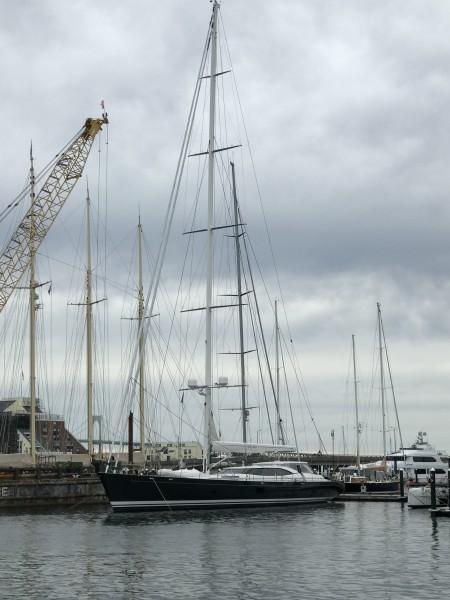 Newport sea